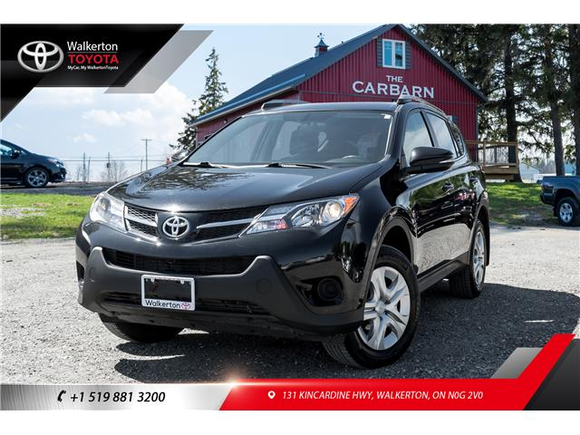 2015 Toyota RAV4 LE (Stk: P8105) in Walkerton - Image 1 of 20