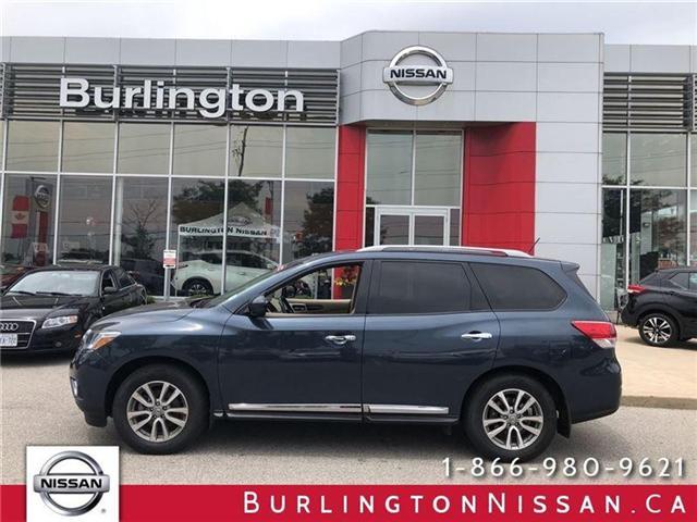 2016 Nissan Pathfinder  (Stk: A6503) in Burlington - Image 1 of 20