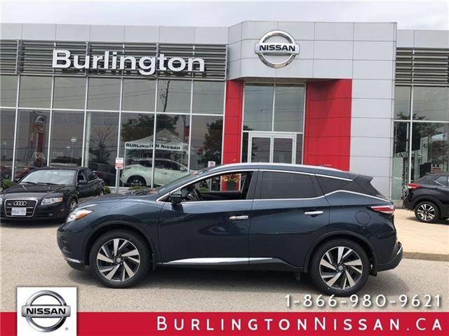 2015 Nissan Murano Platinum (Stk: X4352A) in Burlington - Image 1 of 20