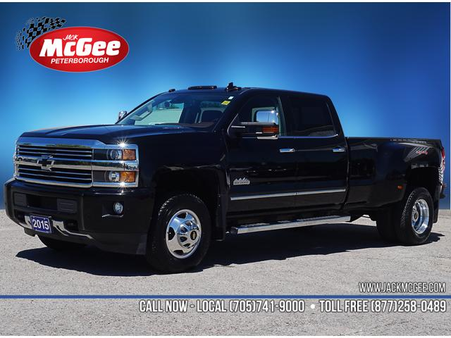 2015 Chevrolet Silverado 3500HD High Country (Stk: 18702A) in Peterborough - Image 1 of 18