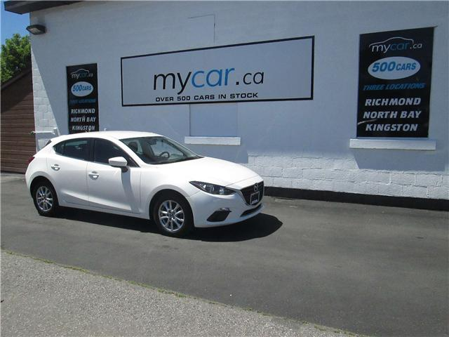 2015 Mazda Mazda3 GS (Stk: 180157) in Richmond - Image 2 of 13