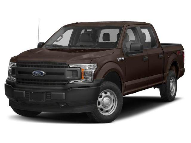 2018 Ford F-150 Lariat (Stk: J-1334) in Calgary - Image 1 of 9