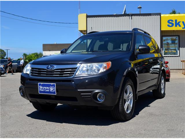 2010 Subaru Forester 2.5 X Touring Package (Stk: S3831A) in St.Catharines - Image 1 of 14