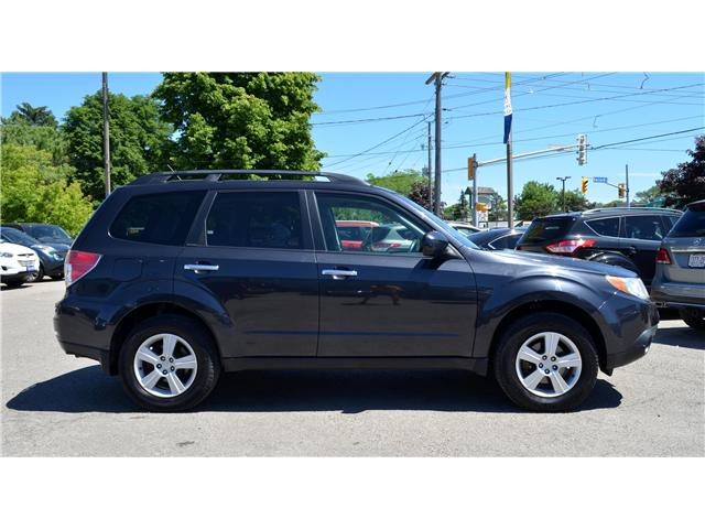 2010 Subaru Forester 2.5 X Touring Package (Stk: S3831A) in St.Catharines - Image 5 of 14
