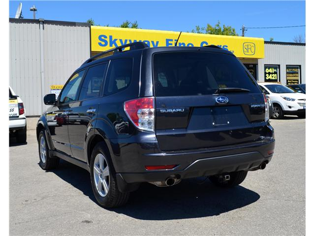 2010 Subaru Forester 2.5 X Touring Package (Stk: S3831A) in St.Catharines - Image 6 of 14