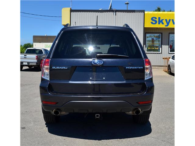 2010 Subaru Forester 2.5 X Touring Package (Stk: S3831A) in St.Catharines - Image 7 of 14