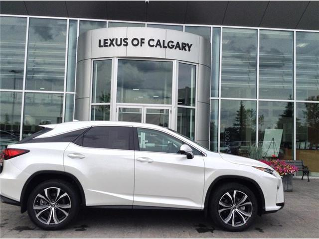 2018 Lexus RX 350 Base (Stk: 180416) in Calgary - Image 1 of 10