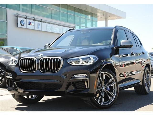 2018 BMW X3 M40i (Stk: 8Z00454) in Brampton - Image 1 of 15