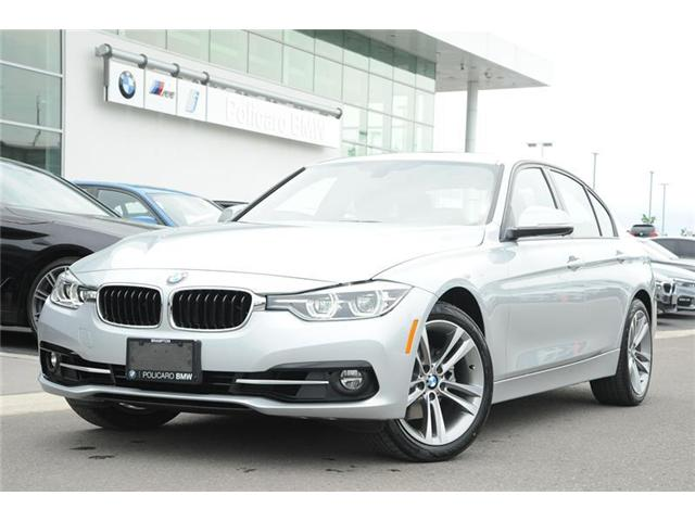 2018 BMW 330 i xDrive (Stk: 8B35776) in Brampton - Image 1 of 12