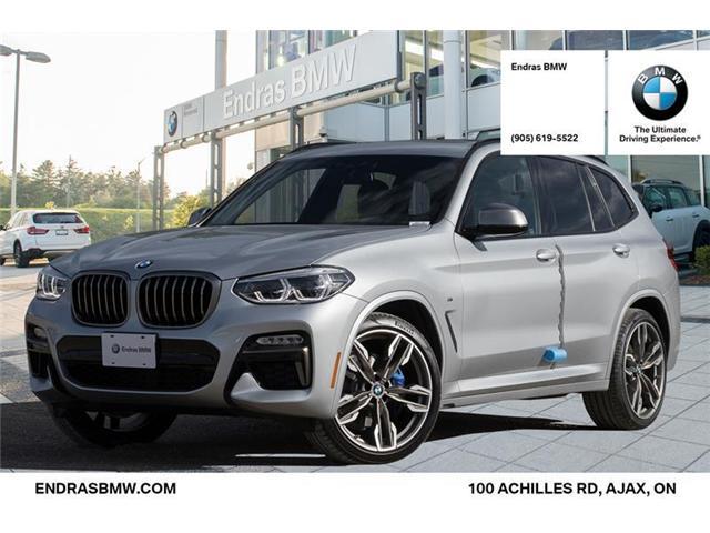 2018 BMW X3 M40i Stk 35179 In Ajax