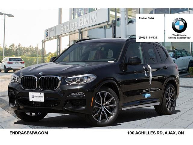 2018 BMW X3 xDrive30i (Stk: 35188) in Ajax - Image 1 of 22