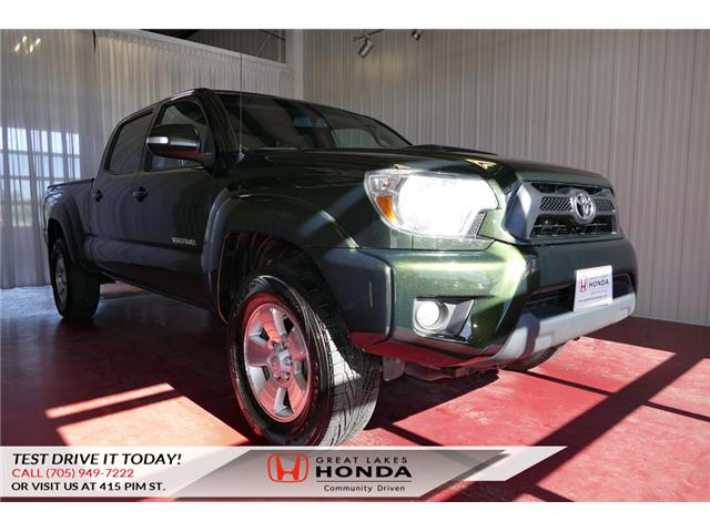 2013 Toyota Tacoma V6 (Stk: H5937A) in Sault Ste. Marie - Image 1 of 20