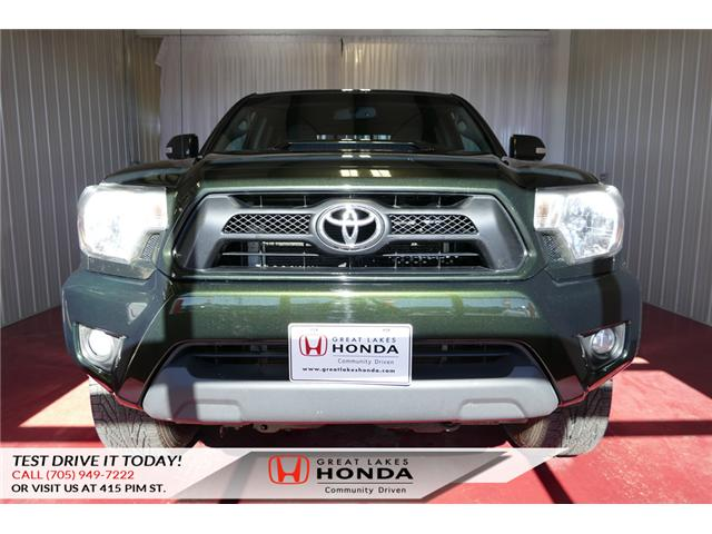 2013 Toyota Tacoma V6 (Stk: H5937A) in Sault Ste. Marie - Image 2 of 20
