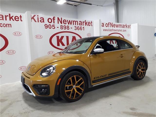 2017 Volkswagen Beetle 1.8 TSI Dune (Stk: 180556A) in Newmarket - Image 1 of 15