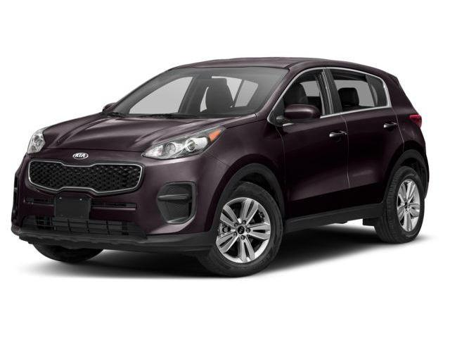 2019 Kia Sportage  (Stk: K19035) in Windsor - Image 1 of 9
