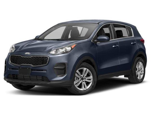 2019 Kia Sportage EX AWD (Stk: K19037) in Windsor - Image 1 of 9
