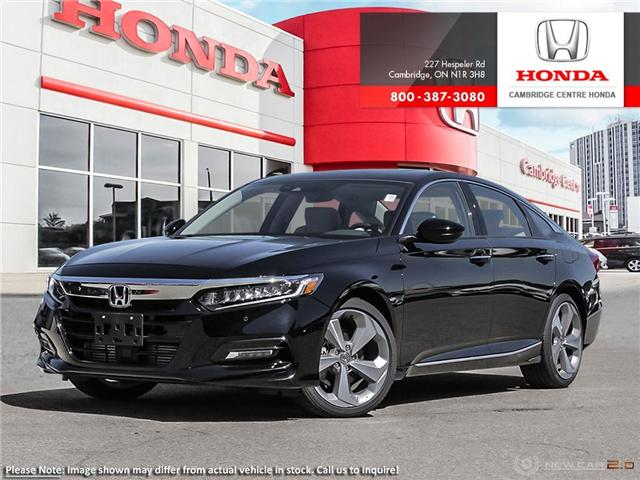 2018 Honda Accord Touring (Stk: 18555) in Cambridge - Image 1 of 23
