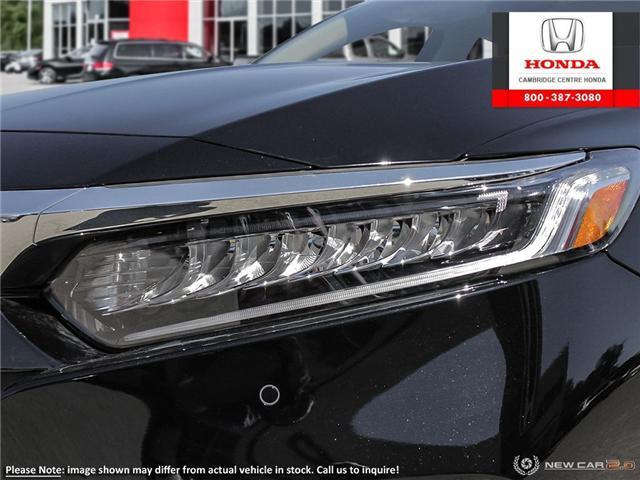 2018 Honda Accord Touring (Stk: 18555) in Cambridge - Image 10 of 23
