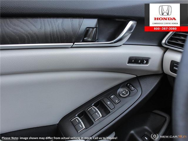 2018 Honda Accord Touring (Stk: 18555) in Cambridge - Image 17 of 23
