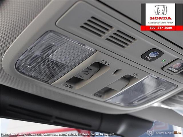 2018 Honda Accord Touring (Stk: 18555) in Cambridge - Image 20 of 23