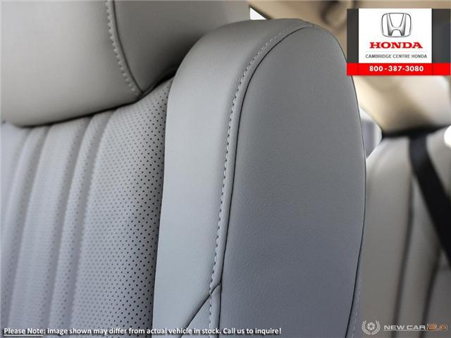 2018 Honda Accord Touring (Stk: 18555) in Cambridge - Image 21 of 23