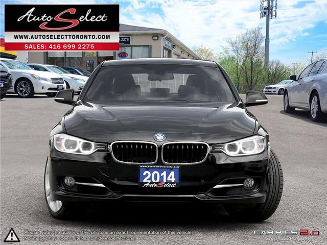 2014 BMW 328i xDrive (Stk: 14MP1Q99) in Scarborough - Image 2 of 28