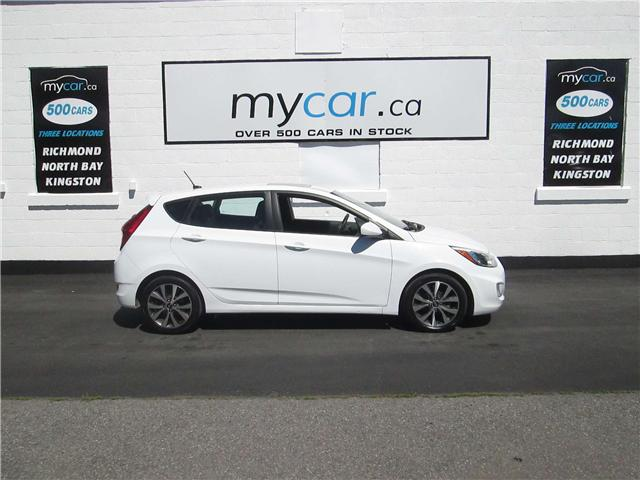 2017 Hyundai Accent SE (Stk: 180771) in North Bay - Image 2 of 14