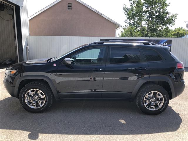 2019 Jeep Cherokee Trailhawk (Stk: 13213) in Fort Macleod - Image 2 of 21