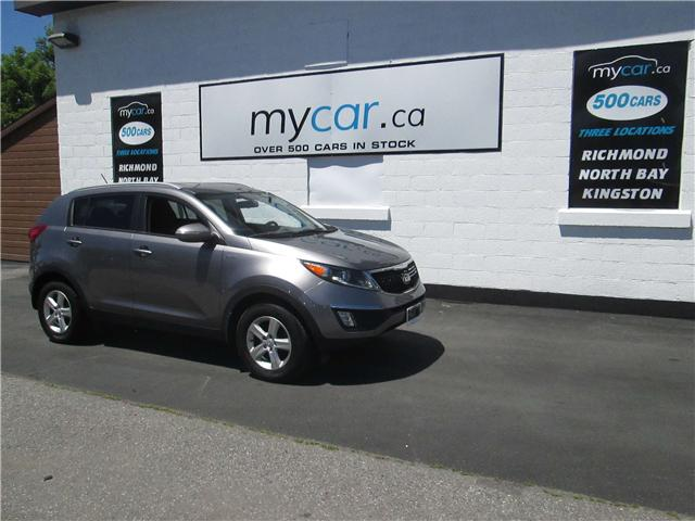 2014 Kia Sportage LX (Stk: 180719) in Kingston - Image 2 of 13