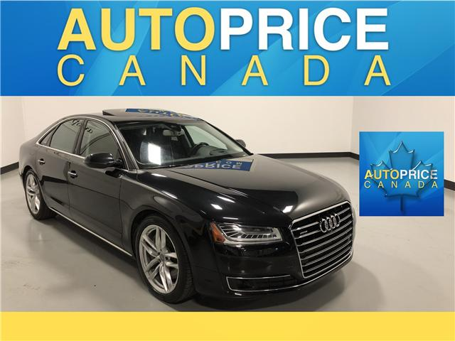 2015 Audi A8 4.0T (Stk: W9563) in Mississauga - Image 1 of 30