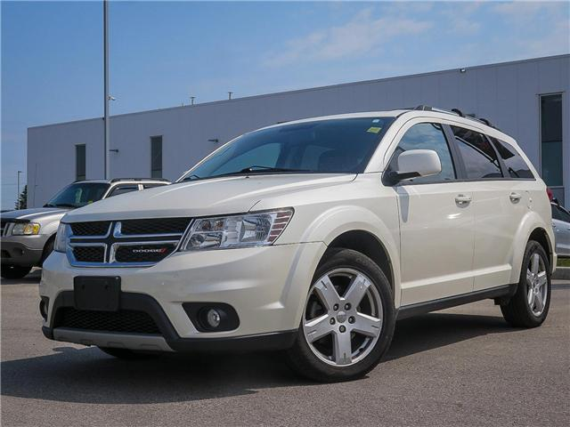 2012 Dodge Journey SXT & Crew (Stk: LM8297A) in London - Image 1 of 3