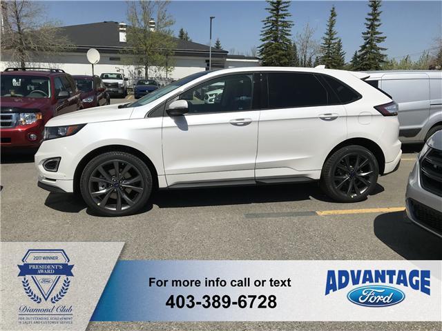 2018 Ford Edge Sport (Stk: J-825) in Calgary - Image 2 of 5