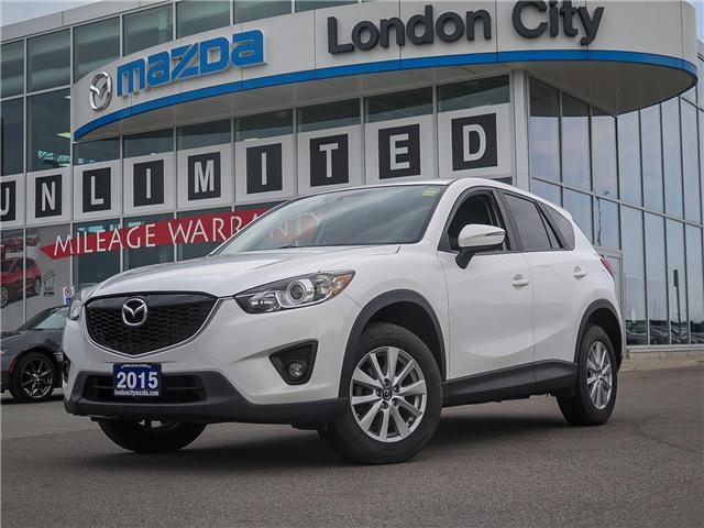 2015 Mazda CX-5 GS (Stk: MA1484) in London - Image 1 of 24