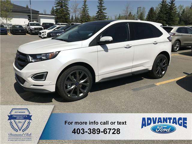 2018 Ford Edge Sport (Stk: J-316) in Calgary - Image 1 of 5