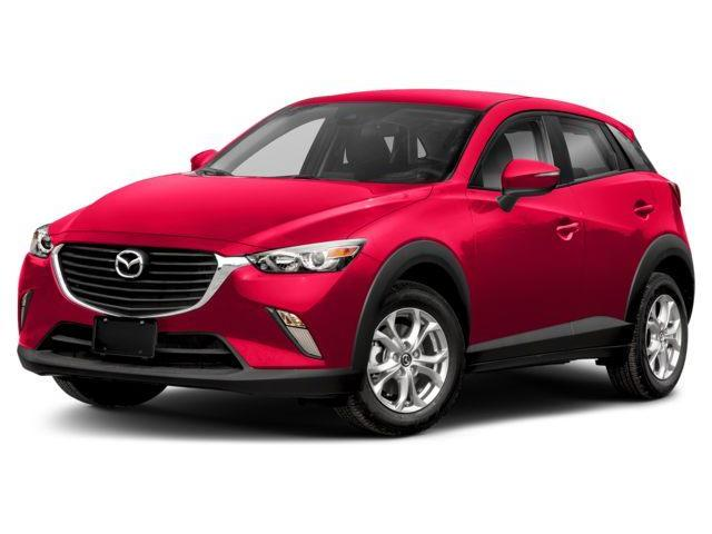 2018 Mazda CX-3 GS (Stk: LM8093) in London - Image 1 of 9