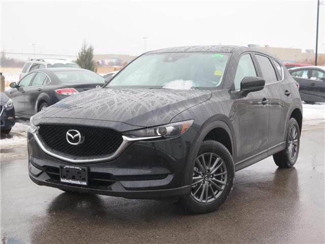 2018 Mazda CX-5 GS (Stk: LM8137) in London - Image 1 of 22