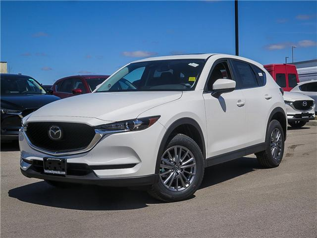 2018 Mazda CX-5 GS (Stk: LM8224) in London - Image 1 of 22