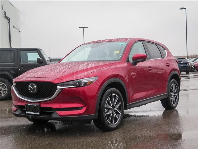 2018 Mazda CX-5 GT (Stk: LM8273) in London - Image 1 of 26