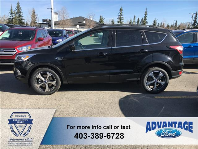 2018 Ford Escape SEL (Stk: J-793) in Calgary - Image 2 of 7
