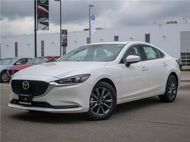 2018 Mazda MAZDA6 GS-L (Stk: LM8345) in London - Image 1 of 20