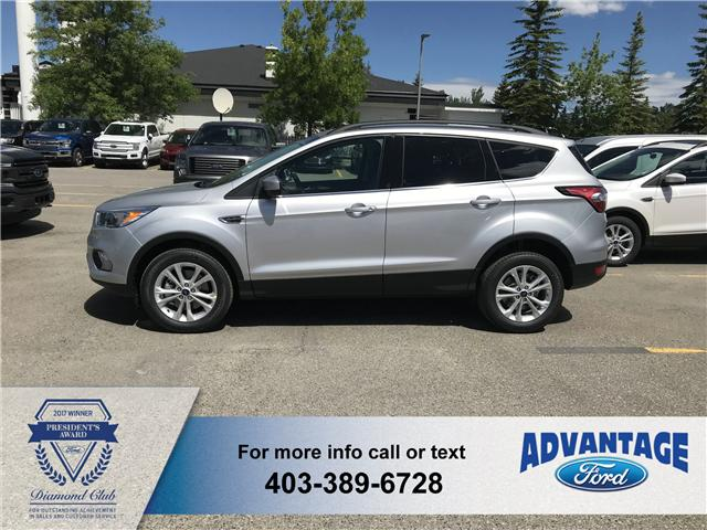 2018 Ford Escape SE (Stk: J-334) in Calgary - Image 2 of 5