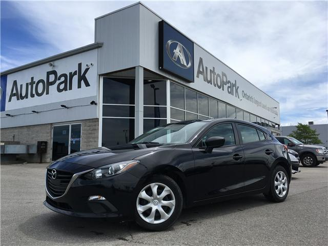2015 Mazda Mazda3 GX (Stk: 15-88150JB) in Barrie - Image 1 of 23