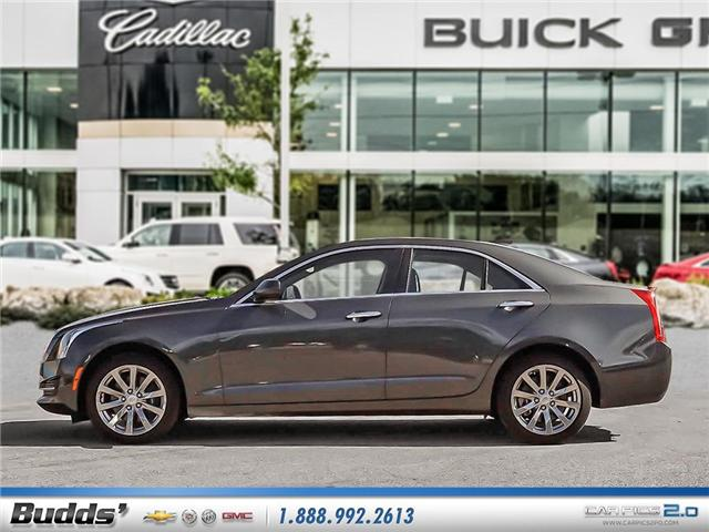 2018 Cadillac ATS 2.0L Turbo Base (Stk: AT8072P) in Oakville - Image 2 of 25