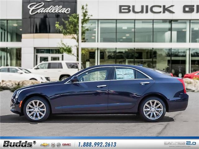 2018 Cadillac ATS 2.0L Turbo Base (Stk: AT8074P) in Oakville - Image 2 of 25