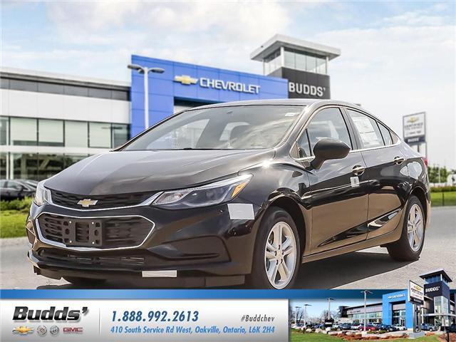 2018 Chevrolet Cruze LT Manual (Stk: CR8101) in Oakville - Image 1 of 25