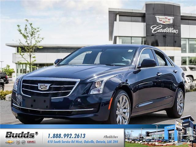 2018 Cadillac ATS 2.0L Turbo Base (Stk: AT8071P) in Oakville - Image 1 of 25