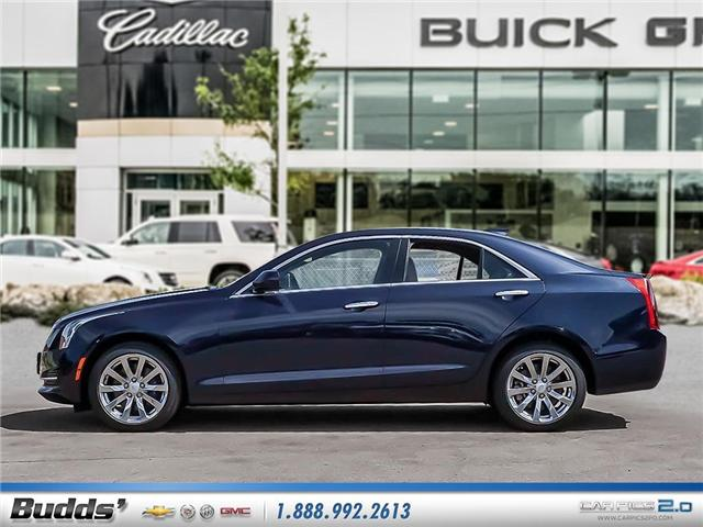 2018 Cadillac ATS 2.0L Turbo Base (Stk: AT8071P) in Oakville - Image 2 of 25