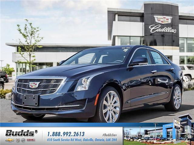 2018 Cadillac ATS 2.0L Turbo Luxury (Stk: AT8046) in Oakville - Image 1 of 25