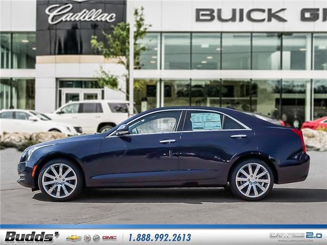 2018 Cadillac ATS 2.0L Turbo Luxury (Stk: AT8046) in Oakville - Image 2 of 25