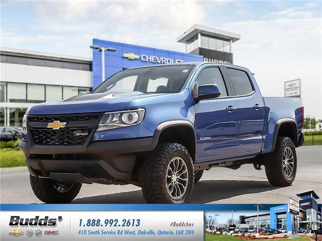 2018 Chevrolet Colorado ZR2 (Stk: CL8025) in Oakville - Image 1 of 25